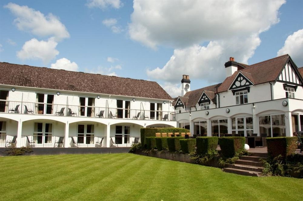 The Buckatree Hall Hotel in Telford