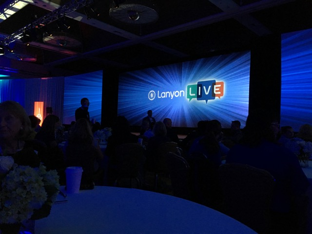 Lanyon Live Keynote