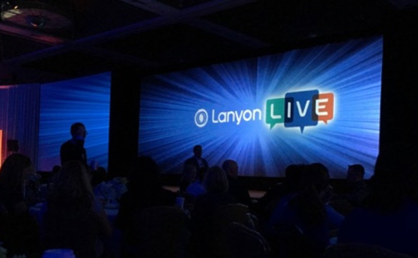 Flip.to on the road: Lanyon Live