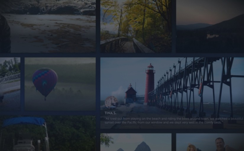 Introducing: Photo Explorer, an entirely new look at your hotel