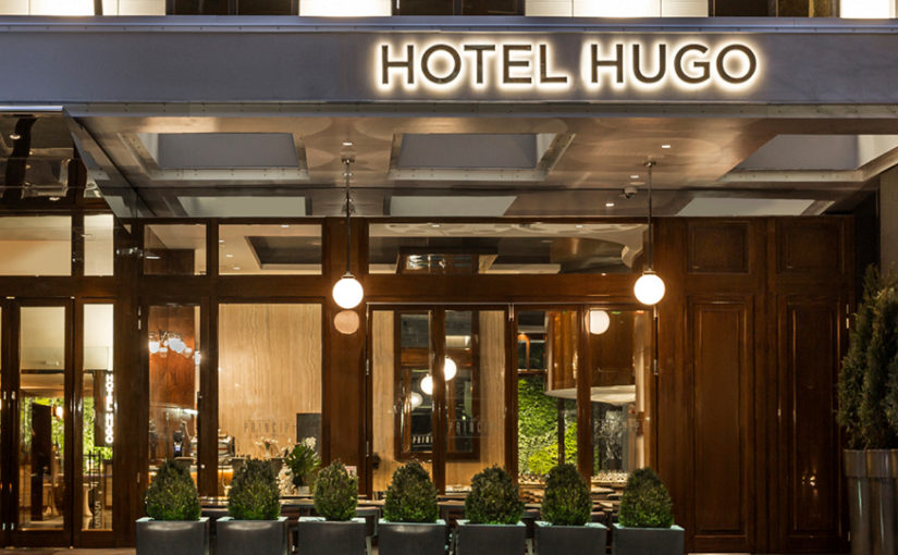 Flip.to sparks huge reach and return for SoHo's Hotel Hugo