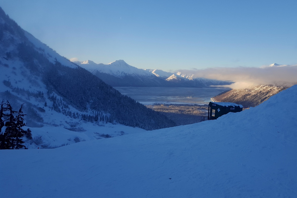 Alyeska Resort a favorite Flip.to guest story from December