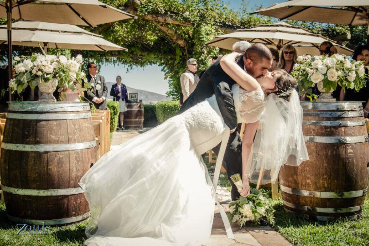 South Coast Winery – Wedding Moments