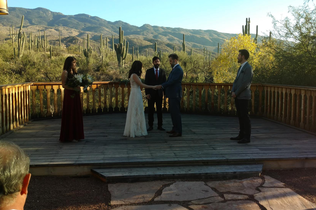 Tanque Verde Ranch – Wedding Moments