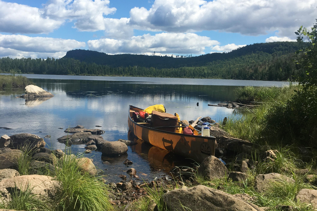 Gunflint Lodge & Outfitters —Top June 2017