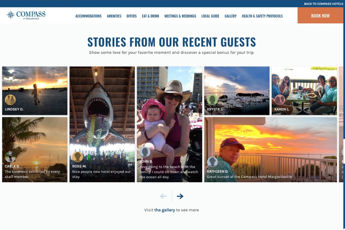 A recent Flip.to Story River on Margaritaville Hotels