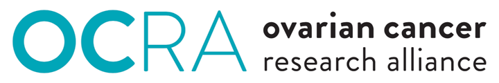 Ovarian Cancer Research Alliance logo