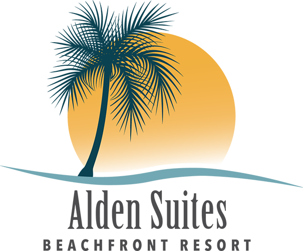 Alden Suites Beachfront Resort logo