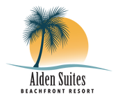 Alden Beach Resort logo